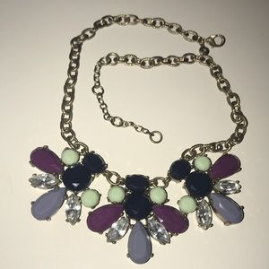 J Crew used statement necklace, very cute!